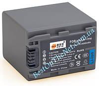Аналог Sony NP-FP90 (DSTE 2600mAh). Аккумулятор для Sony DCR-DVD/HC/SR, HDR-H, DCR-30 и др.