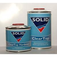 Лак автомобильный Solid Top Clear 2+1 с отвердителем 1,5 л