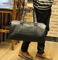 Мужская кожаная сумка. Модель - 2163, фото 4