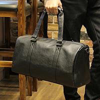 Мужская кожаная сумка. Модель - 2163, фото 1
