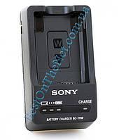 Зарядное устройство Sony BC-TRW оригинальное для аккумуляторов серии W [Retail]