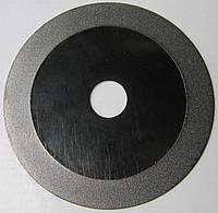 Алмазный диск для резки и шлифовки стекляной плитки, керамогранита, мрамора 125x1,5/17x22,2 красный, хамелеон хамелеон