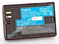 Оригинал Canon LP-E6. Аккумулятор для Canon 6D, 7D, 60D, 5DS, 5D Mark II, Mark III