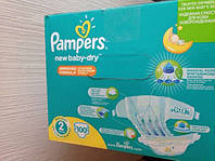 Подгузники Pampers New Baby Mini 2 (3-6 кг) 100 шт.