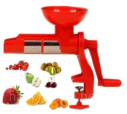 ... и фруктов Juice Extractor For Tomato, интернет-магазин