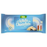 Белый шоколад Asda White Chocolate