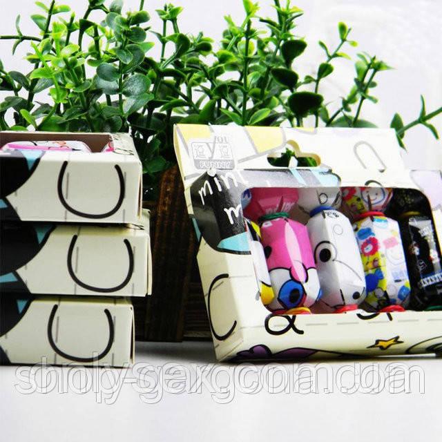Набор латексных презервативов в виде конфет-отличный подарок  - onlysex в Киеве