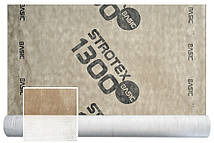 Кровельная супердиффузионная мембрана стротекс бейсик Strotex 1300 Basic супердифузійна мембрана для кровли