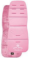 Мягкая вкладка в коляску Матрас Stockholm цвета Petit Royal Pink - Elodie Detail (Швеция)