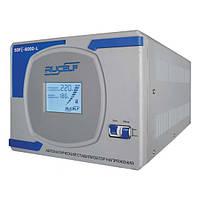 Стабилизатор напряжения однофазный RUCELF SDF-II-6000-L