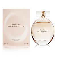 Женская туалетная вода Calvin Klein Sheer Beauty 100 мл edt Оригинал