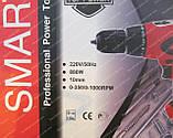 Сетевой шуруповерт SMART 2-х скоростной, фото 2