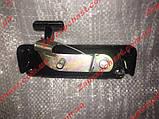 Ручка двері Москвич 2141 зовнішня права (пасажирська) металева Кінешма, фото 4