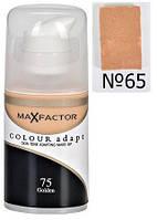Тональная основа Max Factor Colour Adapt №65