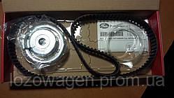 Комплект ГРМ VW 1.6 GATES K015489XS