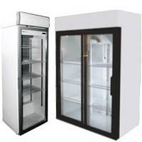 Холодильные шкафы:для хранения и демонстрации. Широкий ассортимент. Профессиональный подбор.