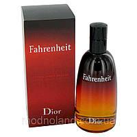 Мужская туалетная вода Christian Dior Fahrenheit 100 ml (Кристиан Диор Фаренгейт)