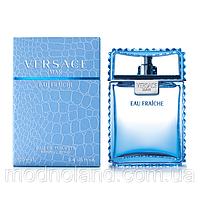 Мужская туалетная вода Versace Man Eau Fraiche 100 ml (Версаче Мэн О Фрэш)