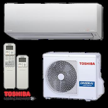 Инверторный кондиционер Toshiba RAS-25G2KVP-ND/RAS-25G2AVP-ND, фото 2