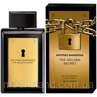 Мужская туалетная вода Antonio Banderas The Golden Secret 100 ml (Антонио Бандерас Зе Голден Сикрет)