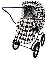 Чехол от дождя для прогулочной коляски Дождевик цвет Graphic Grace - Elodie Detail (Швеция)