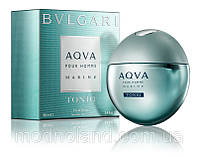 Мужская туалетная вода Bvlgari Aqva Marine Toniq 100 ml (Булгари Аква Марин Тоник Пур Хом)
