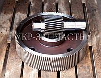 Комплект вал-шестерня и колесо М4 ОГМ 1,5