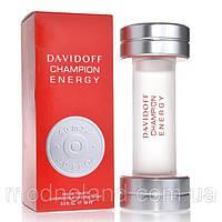 Мужская туалетная вода Davidoff Champion Energy 90 ml (Давидофф Чемпион Энерджи)