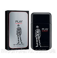 Мужская туалетная вода Givenchy Play In The City Men 100 ml (Живанши Плэй Ин Зе Сити Мен)