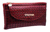 Стильный женский клатч AY2860 red