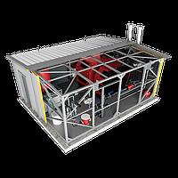 Модульная котельная Marten КМТ-МІ-600