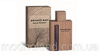 Мужская туалетная вода Armand Basi Wild Forest 90 ml (Арманд Баси Вилд Форест)