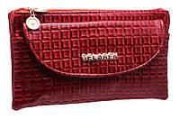 Стильный женский клатч AY2860 light red