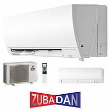Инверторный тепловой насос Mitsubishi Electric Zubadan MSZ-FH35VE/MUZ-FH35VEHZ, фото 2