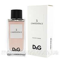 Женская туалетная вода Dolce & Gabbana 3 L'Imperatrice 100 ml (Дольче Габбана 3 Ль`Императрис, Императрица)