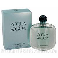 Женская парфюмированная вода Armani Acqua di Gioia 100 ml (Армани Аква ди Джиоя)