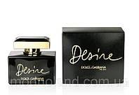 Женская парфюмированная вода Dolce & Gabbana The One Desire 75 ml (Дольче Габанна Зе Ван Дезайр)