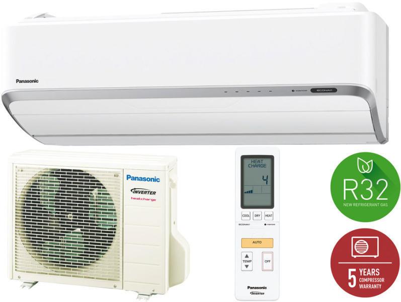 Инверторный кондиционер Panasonic Heatcharge CS/CU-VZ 9SKE