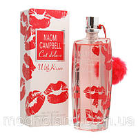 Женская туалетная вода Naomi Campbell Cat Deluxe With Kisses 75ml (Наоми Кембел Кет Делюкс Кисис)