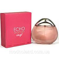 Женская парфюмированная вода Davidoff Echo Woman 100 ml (Давидофф Эхо Вумэн)
