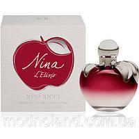 Женская парфюмированная вода Nina Ricci Nina L`Elixir 80 ml (Нина риччи Нина Эликсир)