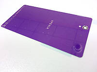 Задняя крышка для Sony Xperia Z L36 (C6603, C6602) (purple) Original
