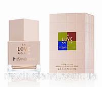 Женская туалетная вода Yves Saint Laurent In Love Again 80 ml (Ив Сен Лоран Ин Лав Эгэйн)