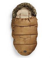 Теплый Конверт для коляски Chestnut Leather - Elodie Detail (Швеция)