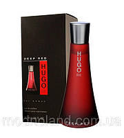 Женская парфюмированная вода Hugo Boss Hugo Deep Red 90 ml (Хьюго Босс Хьюго Дип Рэд)
