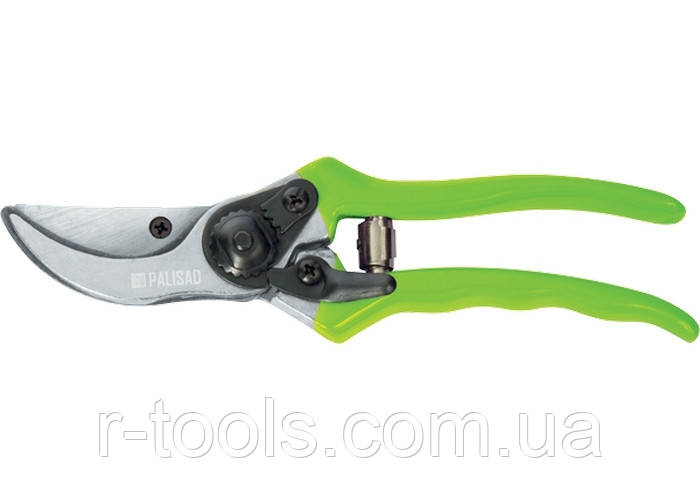 Секатор 200 мм пружина возвратная ленточ типа металлические обрезиненные ручки PALISAD 6054958