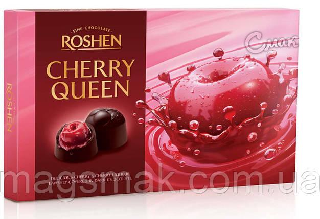 Конфеты в коробке ROSHEN Cherry Queen,146 г, фото 2