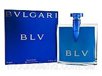 Мужская парфюмированная вода Bvlgari BLV 75 ml (Булгари БЛВ)