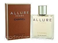 Мужская туалетная вода Chanel Allure Homme 100 ml (Шанель Алюр Хом)