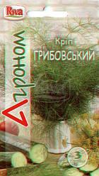 Укроп ГРИБОВСКИЙ  3г